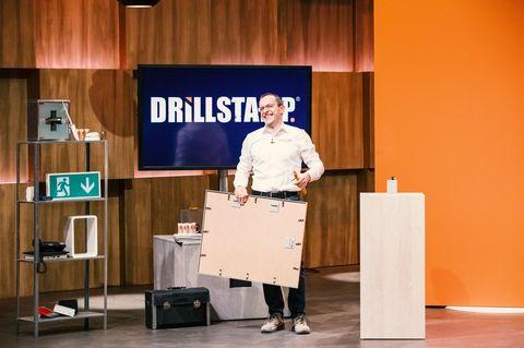 """Drillstamp aus """"Die Höhle der Löwen"""": Gründer in der Sendung"""