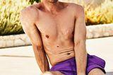 Prince Charming: Mann mit Badehose