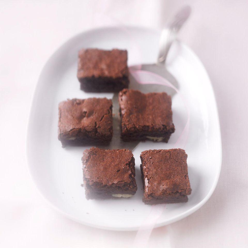 Pekannuss-Brownies