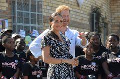 Meghan und Harry: Was in der TV-Doku aus Afrika nicht gezeigt wurde