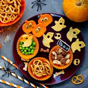 Halloween-Rezepte: Süßigkeiten für Halloween