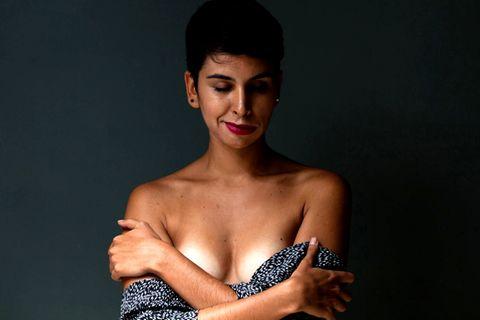 Maria Ribeiro: So schön sind Frauen ohne Photoshop