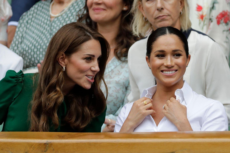 Nach TV-Doku: Herzogin Catherine soll Mitleid mit Herzogin Meghan haben