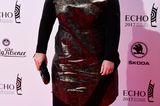 Maite Kelly: im schwarzen Kleid auf dem roten Teppich