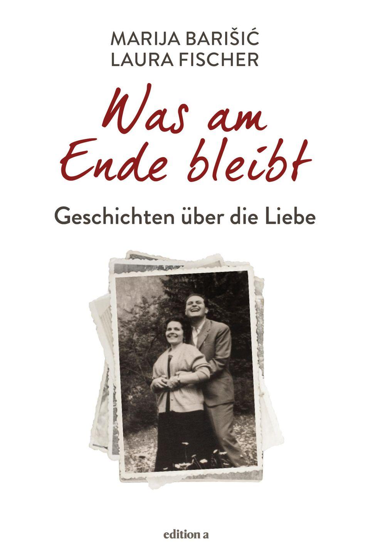 Was am Ende bleibt: Buchcover