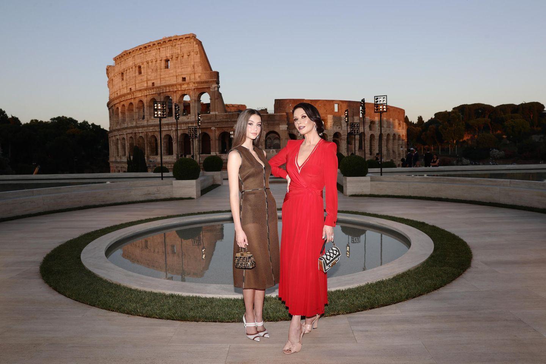 Style-Twins: Catherine Zeta Jones mit Tochter Carys Zeta Douglas