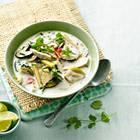 Thai-Kokossuppe