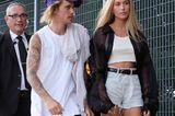 Kein Sex vor der Ehe: Justin Bieber mit Hailey Baldwin