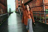 Pariser Chic - zurück zur Eleganz!: Teddymantel über Pullover