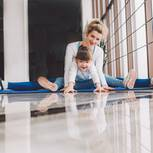 Sport mit Kind - 5 Erkenntnisse, warum es sich lohnt