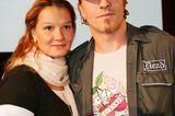 Promi-Paare: Franziska van Almsick und Stefan Kretzschmar