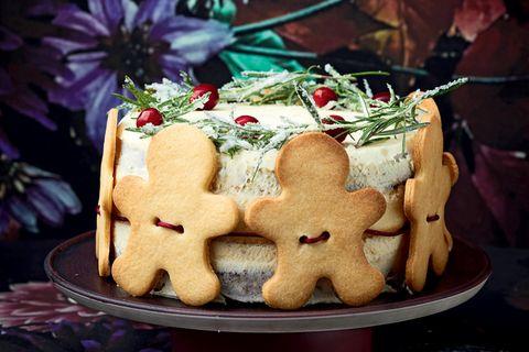 Gingermen-Cake