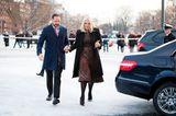 Weihnachten bei den Royals: Prinzessin Mette-Marit spaziert durch Schnee