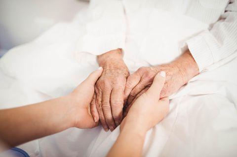 Sterbefasten: Mit 94 beschließt sie, nicht mehr zu essen – um zu sterben