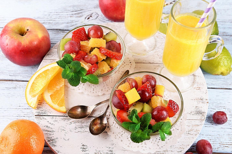 17-Tage-Diät: Obst und Gemüse