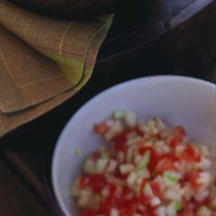 Tomaten-Ingwer-Sambal