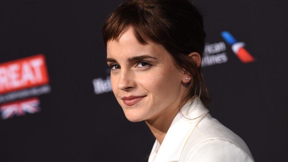 Emma Watson enthüllt Beziehungsstatus
