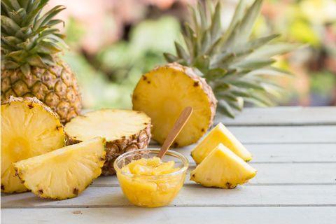 Ananas-Diät: Ananasprodukte
