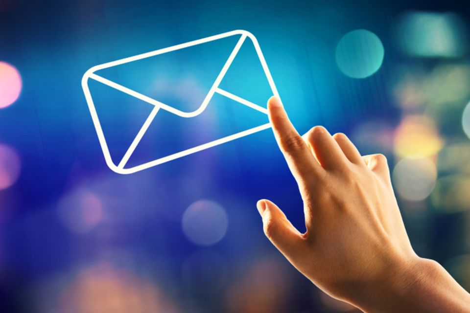 E-Mail-Knigge: Virtueller Briefumschlag