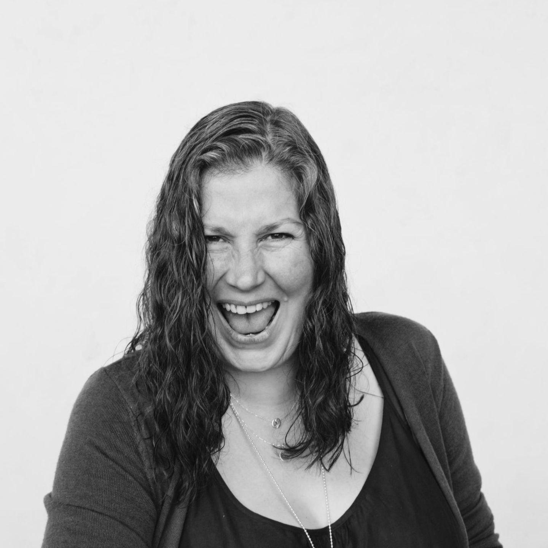 Fotoprojekt-Teilnehmerin Bridget, 46