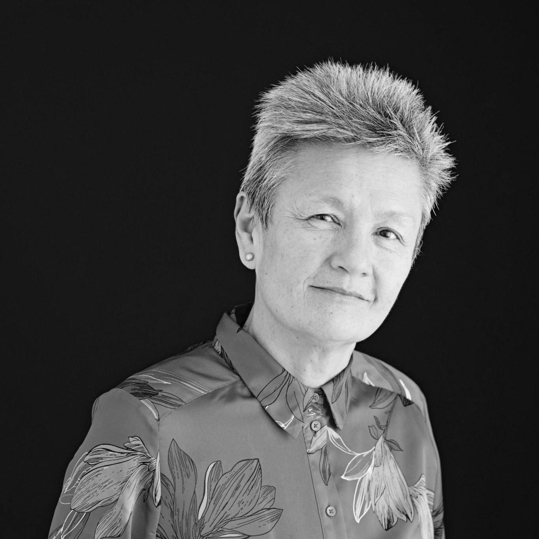 Fotoprojekt-Teilnehmerin Jojo, 58