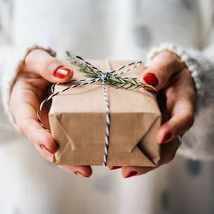 Geschenke für die Schwester