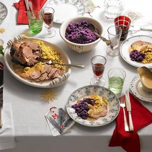 Wild-Menü: An Weihnachten wird's raffiniert