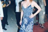 90er Moderatorinnen: Frauke Ludowig posiert