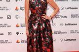 90er Moderatorinnen: Andrea Kiewel auf dem roten Teppich