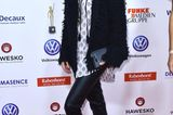 90er Moderatorinnen: Barbara Eligmann posiert