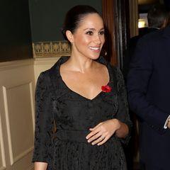 Herzogin Meghan: Diese drei Aspekte deuten auf eine Schwangerschaft