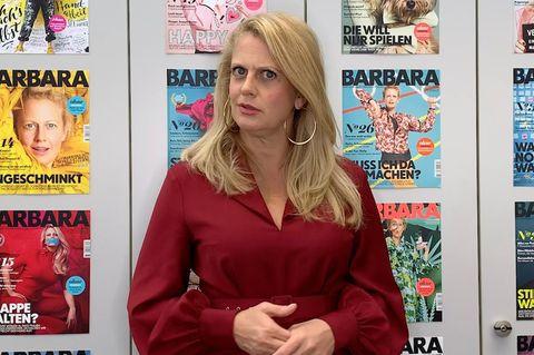 Barbara über ...