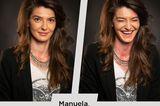 Wie Liebe uns verändert: Zwei Porträts von einer jungen Frau