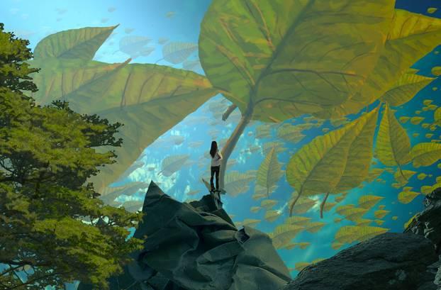 Traumdeutung: Frau träumt von Blättern
