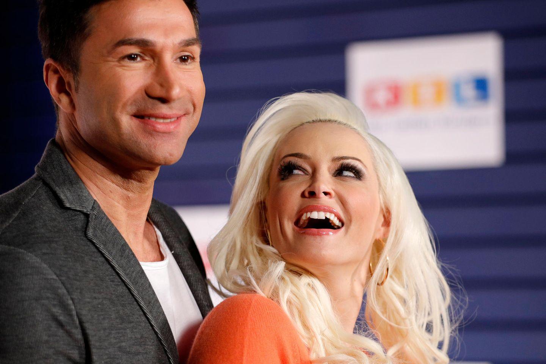 Daniela Katzenberger & Lucas Cordalis