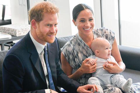 Harry und Meghan: Verbringen sie Weihnachten mit Baby Archie in den USA?