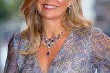 Haarfarben der Royals: Königin Maxima lächelt