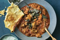 Rogan Josh - Indisches Lammcurry