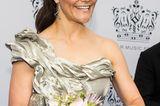 Haarfarben der Royals: Prinzessin Victoria von Schweden lächelt