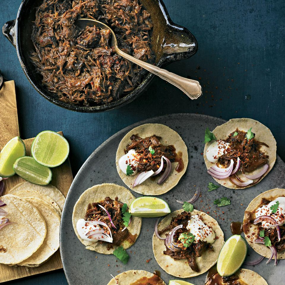 Birria - Mexikanischer Fleischeintopf