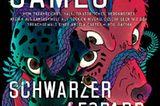 """Buchtipps der Redaktion: Buchcover """"Schwarzer Leopard, roter Wolf """""""