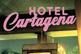 """Buchtipps der Redaktion: Buchcover """"Hotel Cartagena"""""""