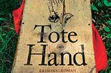 """Buchtipps der Redaktion: Buchcover """"Tote Hand"""""""