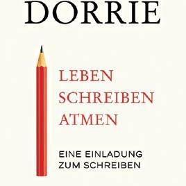 """Buchtipps der Redaktion: Buchcover """"Leben, schreiben, atmen"""""""