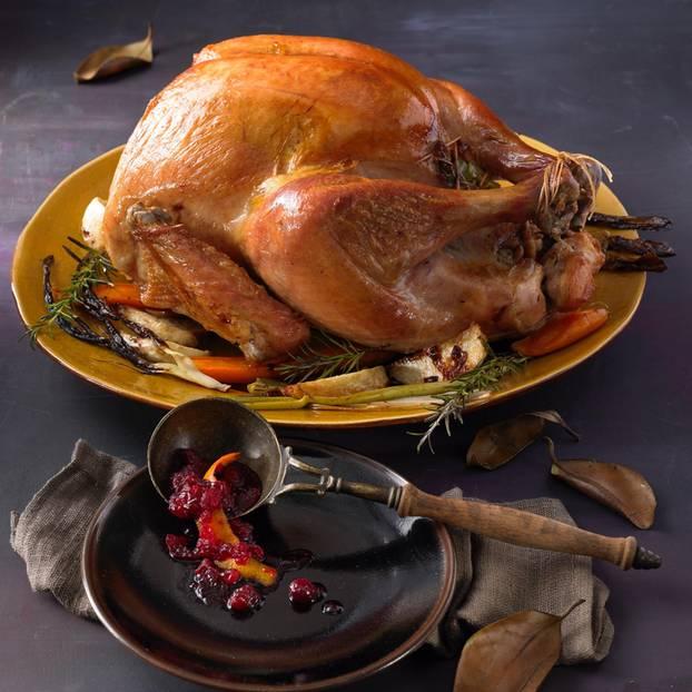 Turkey mit Füllung