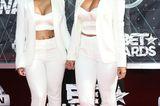 Stars im Partnerlook:   Blac Chyna und Amber Rose auf dem roten Teppich