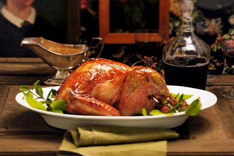 Thanksgiving-Rezepte: Gefüllter Truthahn