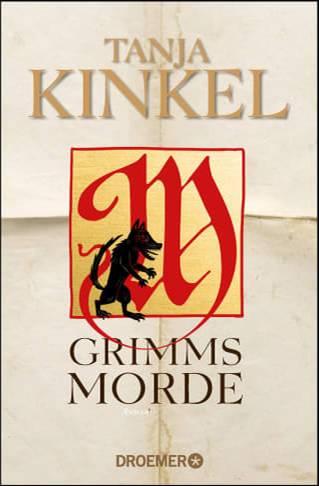 Lieblingsbücher im Winter: Grimms Morde von Tanja Kinkel