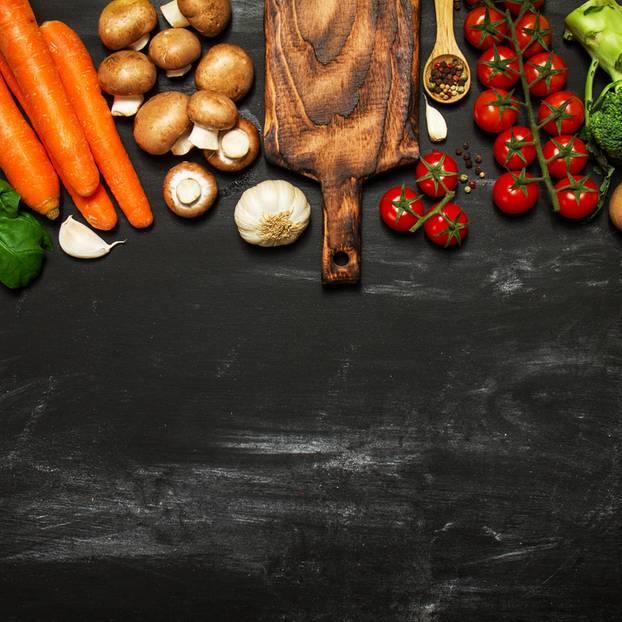 Basische Rezepte: Basenreich und säurearm kochen