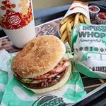 Burger King: Ärger um Veggie-Burger